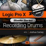 Recording Drums Course For Logic Pro X By mPV