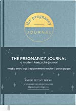 The Pregnancy Journal: A Beautiful and Modern Pregnancy Planner, Organizer and Memory Book Album for Mom and Baby (Premium...