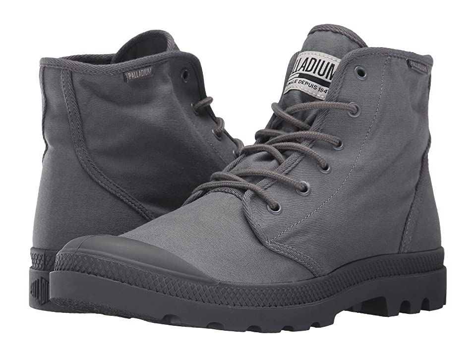 Palladium Pampa Hi Originale TC (French Metal/Forged Iron) Athletic Shoes