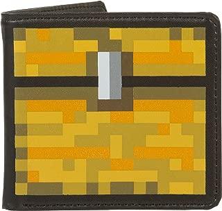 Minecraft Chest Leather Wallet