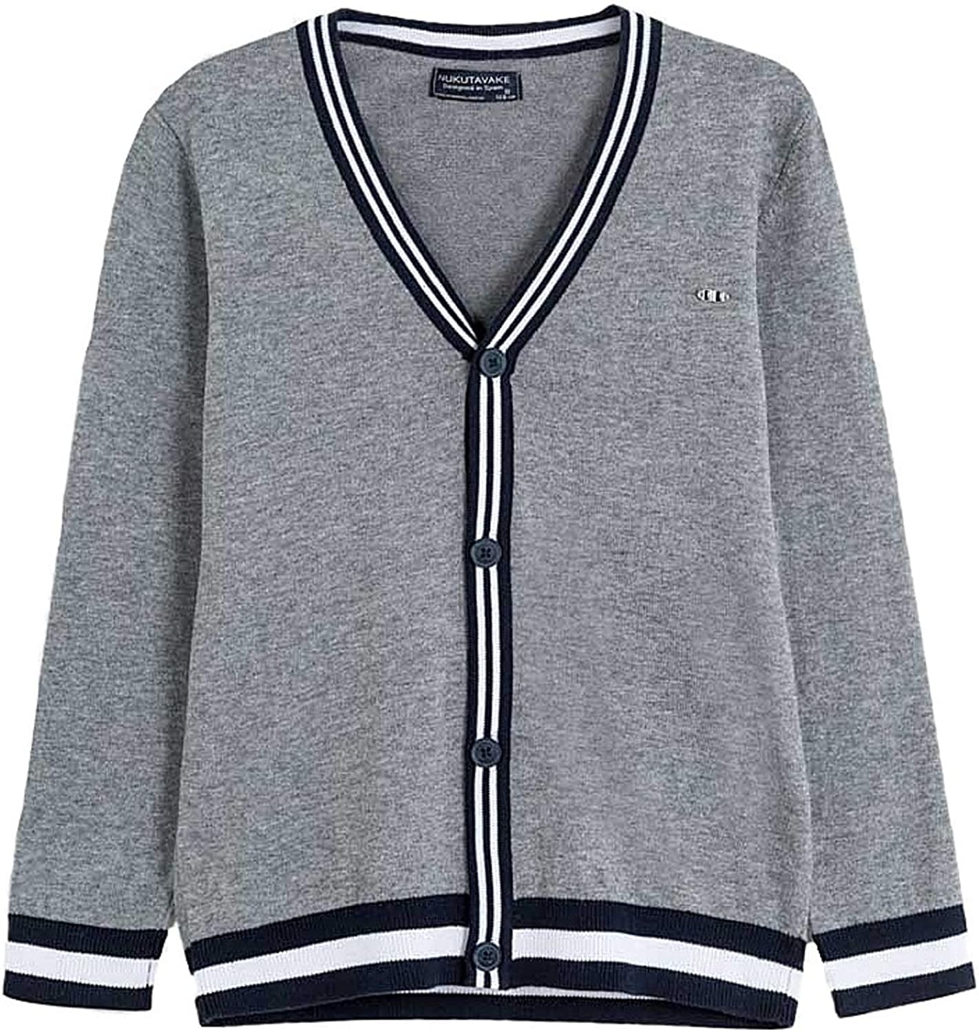 Mayoral - Knit Cardigan for Boys - 6311, BRG Cement