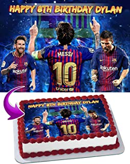 Best lionel messi cake topper Reviews