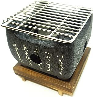clay yakitori grill