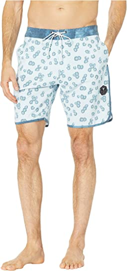 "18.5"" Honeybomb Swim Shorts"