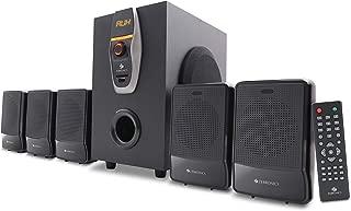 Zebronics BT6860RUCF 5.1 Bluetooth Speakers (Black)
