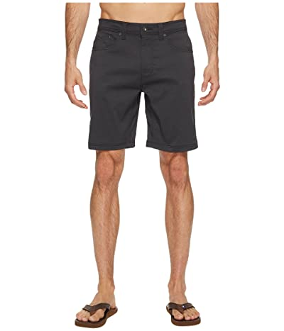 Prana Brion 9 Short (Charcoal) Men