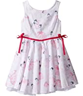 fiveloaves twofish - Degas' Ballerina Little Party Dress (Toddler/Little Kids/Big Kids)