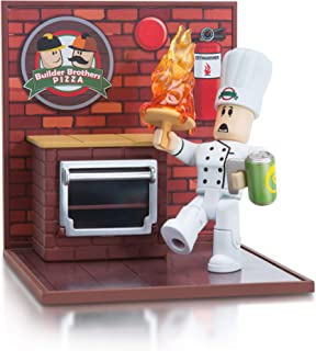 Roblox Desktop Series Collection - Work at a Pizza Place: Fired [Includes Exclusive Virtual Item]