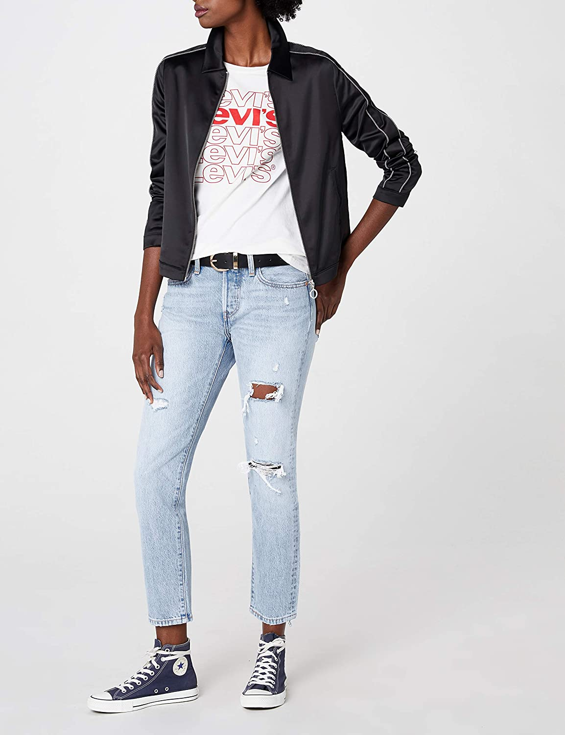 Levi's 501 Taper Jean Droit Dames So Called Life