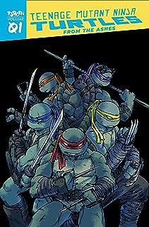 Teenage Mutant Ninja Turtles: Reborn, Vol. 1 - From The Ashes