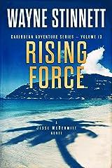 Rising Force: A Jesse McDermitt Novel (Caribbean Adventure Series Book 13) Kindle Edition