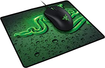 Razer Gaming Starter Bundle - Abyssus 2000 Gaming Mouse and Goliathus Speed Terra Mouse Mat