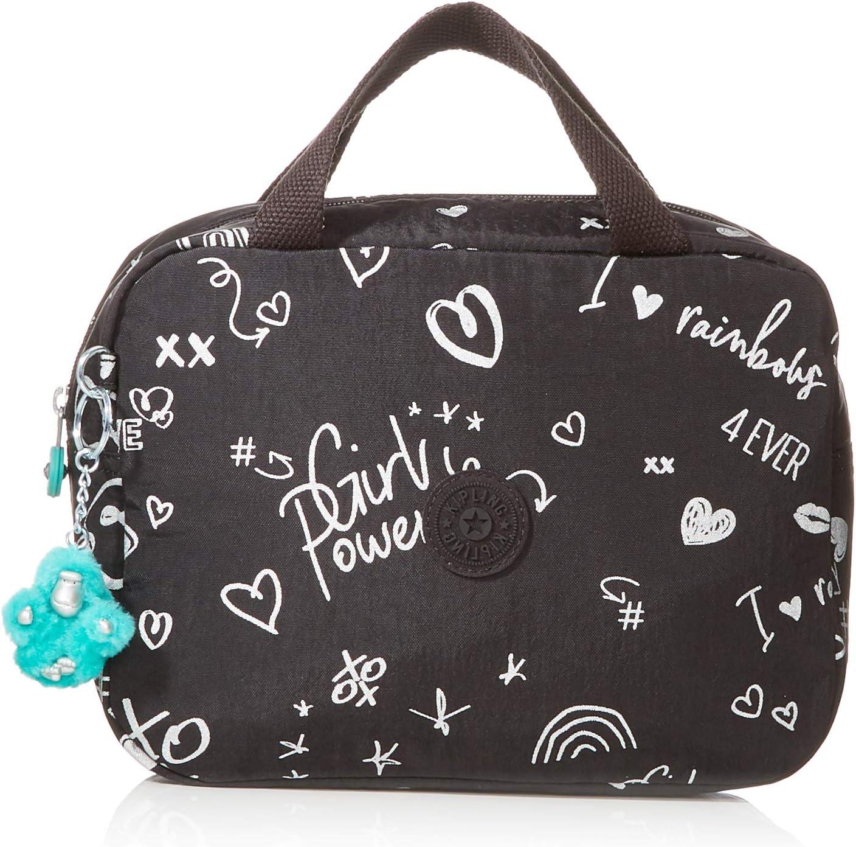 Over item handling ☆ Kipling Lounas Lunchbag OFFer in Doodle Girl