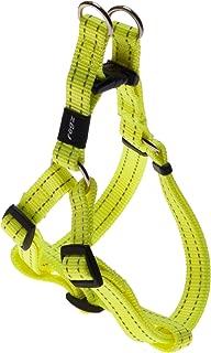 ROGZ Utility Medium 5/8-Inch Reflective Snake Adjustable Dog Step-in-Harness
