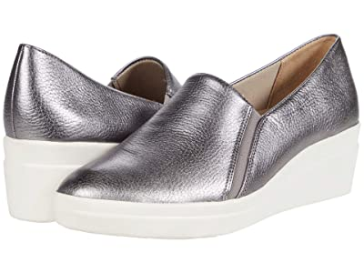 Naturalizer Snowy (Pewter Metallic Leather) Women