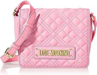 Love Moschino Damen, Borsa a Spalla da Donna, Collezione Primavera Estate Schultertasche, Kollektion Frühjahr Sommer 2021,...