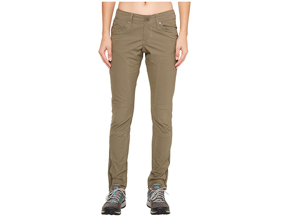 KUHL Inspiratr Ankle Zip Pants (Sage) Women