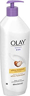 Olay Ultra Moisture Lotion with Shea Butter by Olay for Women - 20.2 oz Body Lotion, 600 ml