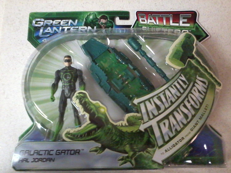 Green Lantern 3.75  Battle Shifters Galactic Gator Hal Jordan