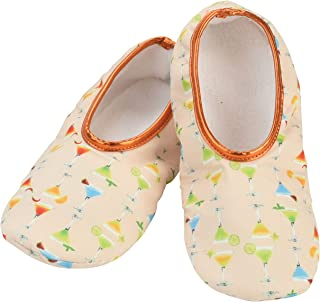 Snoozies Skinnies Lightweight Slippers | Cozy Slippers for Women | Travel Flats On The Go | Womens Slippers