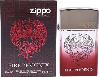 Zippo Fire Phoenix for Men 2.5 oz EDT Spray