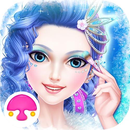 Frozen Ice Queen Makeup Salon