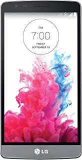 LG G3 Vigor, Metallic Black 8GB (Sprint)