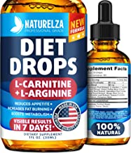 Weight Loss Drops – Made in USA – Best Diet Drops for Fat Loss –..