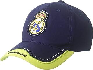 Rhinox Real Madrid CF Neon Yellow Sun Buckle Espana Spain Gorra La Liga Hat Cap