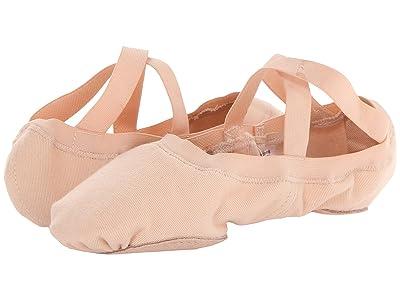 Bloch Synchrony Split Sole Ballet (Pink) Women