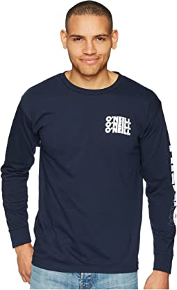 O'Neill - Packed Long Sleeve Screen Tee