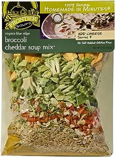 Frontier Soups Homemade In Minutes Soup Mix, Virginia Blue Ridge Broccoli Cheddar, 5 Ounce