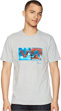 RVCA Big Bang Balance Short Sleeve