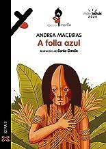 A folla azul (INFANTIL E XUVENIL - MERLÍN E-book) (Galician Edition)
