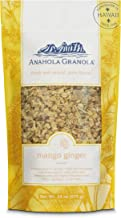 product image for Anahola Granola Mango Ginger - Healthy Hawaiian Muesli Cereal - Wheat Free With No Sugar Added - Hand Cut Since 1986 - Good For You While Still Tasting Great