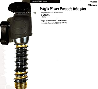 Gilmour 456-089 High Flow Faucet Adapter