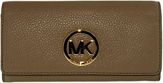 dark dune michael kors wallet