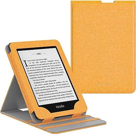 ed95ec260b5d2c MoKo Kindle Paperwhite (10th Generation, 2018 Releases) Custodia, Copertura  di Vibrazione Verticale