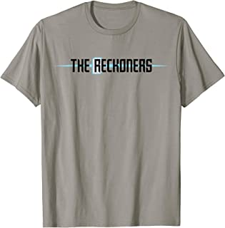The Reckoners Logo Title T-Shirt
