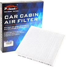 POTAUTO MAP 1013W (CF10374) Replacement High Performance Car Cabin Air Filter for DODGE Dart, PONTIAC Vibe, TOYOTA Tacoma (Standard White)