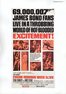 2002 Vintage JAMES BOND