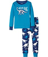 Hatley Kids - Dream Big Pajama Set (Toddler/Little Kids/Big Kids)