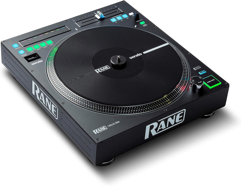 RANE DJ Twelve MKII Great interest 12-Inch Turntabl Vinyl MIDI Like New arrival Motorized