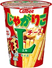 Calbee 微笑奶酪L号 70g×12个