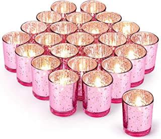 Best tall rose gold candle holders Reviews