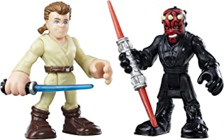 Playskool Heroes Star Wars Galactic Heroes Obi-Wan Kenobi and Darth Maul