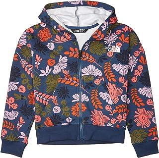 The North Face Kids Girl's Logowear Full Zip Hoodie (Little Kids/Big Kids)