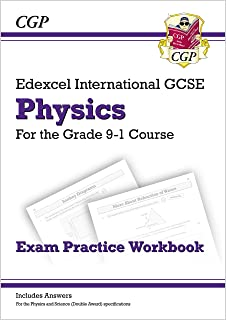 Grade 9-1 Edexcel International GCSE Physics: Exam Practice Workbook (includes Answers)