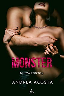 MONSTER NUEVA EDICIÓN (Novela autoconclusiva): Sello BDSM