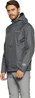 Columbia Men's Watertight II Front-Zip Hooded Rain Jacket